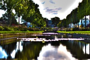 HDR canal by daPerforM