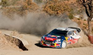 S. Ogier - WRC Mexico by ral1990