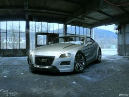 Audi aQa version-3 3 by cipriany