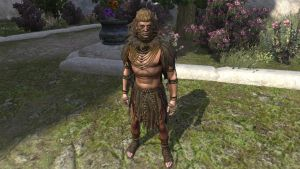 Darfari cloth set, male by tulx