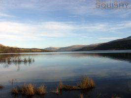 Midwinter 09-Loch Tay by squishy2004