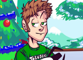 Animated Screenshot Of Tobuscus by shit1200