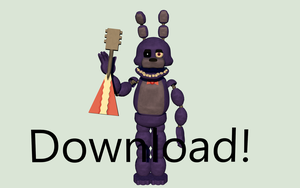 Bonnie The Bunny 2.0|Download! ThrPuppet by ThrPuppet