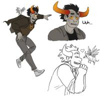 Tavros Nitram by TheSilverTopHat