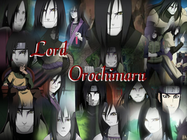 REQUEST: Lord Orochimaru by Lady1Venus