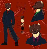 Cyril Balfour by Vixcoon