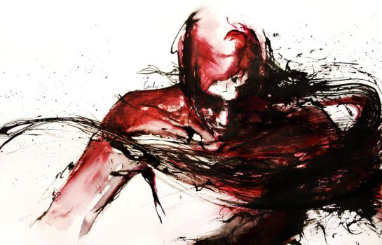 traumatic memories by agnes-cecile