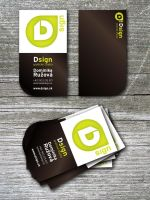 Dsign business cards by doruzova