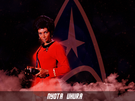 Uhura by KadouCreations