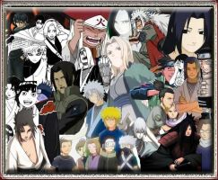 New Year collage Naruto by oxotnik