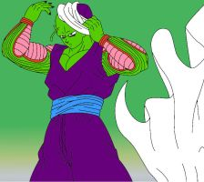 Piccolo Jr. by BubbaZ85