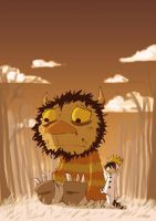 Where the wild things are by Nicohitoride