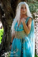 Daenerys Targaryen Qarth Cosplay by SoryArt