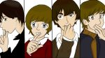 Beatles Visual Novel. by Mustique-91
