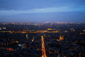 Paris by Bloudy92