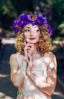 Curiously Floral by StrandyBliss