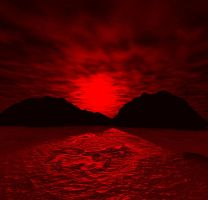 Blood Night Background stock by MysticrainbowStock