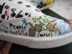 Mcfly shoes by KryztynShewt