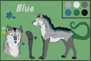 Blue Ref 12 by Studios-Of-White