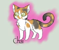 Chai Chibi by TheClansOf-TheValley