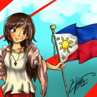 Proud to be Pinoy by frichi-noy