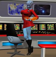 Trek Effect by Chup-at-Cabra