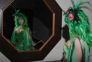 Rydia in the Looking Glass by Chebanse