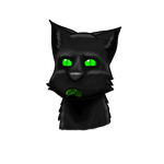 Nightpaw Medicine Cat Apprentice of ShadowClan by cantbreath45