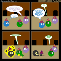 SC31: Pigwarts School 8 by simpleCOMICS