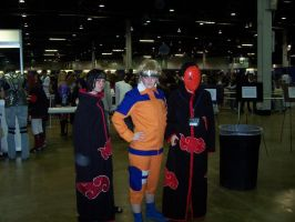 Naruto with some peeps by sweetietweety111