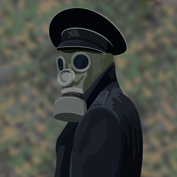 XIII Gas Mask by XIIIvs