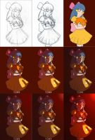 How I Draw by GreatPeace