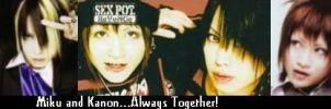 :ALWAYS TOGETHER: by antic-cafe