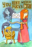 Clique: Adventure Time by Sketch-Boy-Wonder