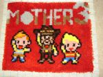 Mother 3 Rug by FrobozzZorkmid