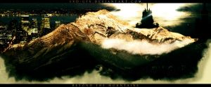 Beyond the Mountains by sxd-gfx