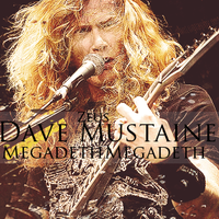 Dave mustaine by Poochaco