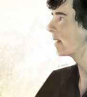 Sherlock profile by AzurLazuly
