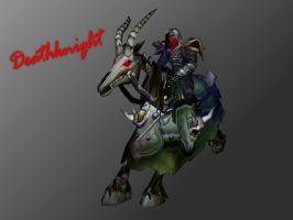 The Deathknight by D3L1GHT