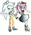 SonAmy fic thingy by sonicthehedgehot