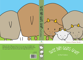 Three Billy Goats Gruff by Momo-Kola