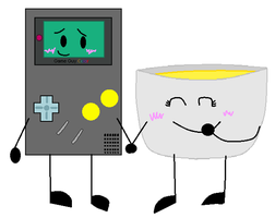 Game Guy x Soup by Merci-x-Cube110