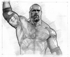 Goldberg by Kevin-Sharpe