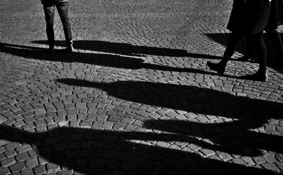 Family Shadows by TwusternPhotography