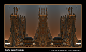 the artful towers of romanosous by fraterchaos