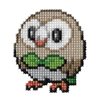 722 - Rowlet by Devi-Tiger