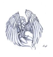 Angel by TwickyGirl
