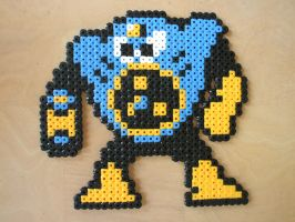 Perler Airman by NES--still-the-best