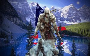 Assassin's Creed 3 Connor by SuperNinjaMan97