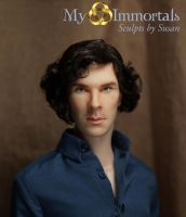 #1 Sherlock LE Resin casting by my-immortals